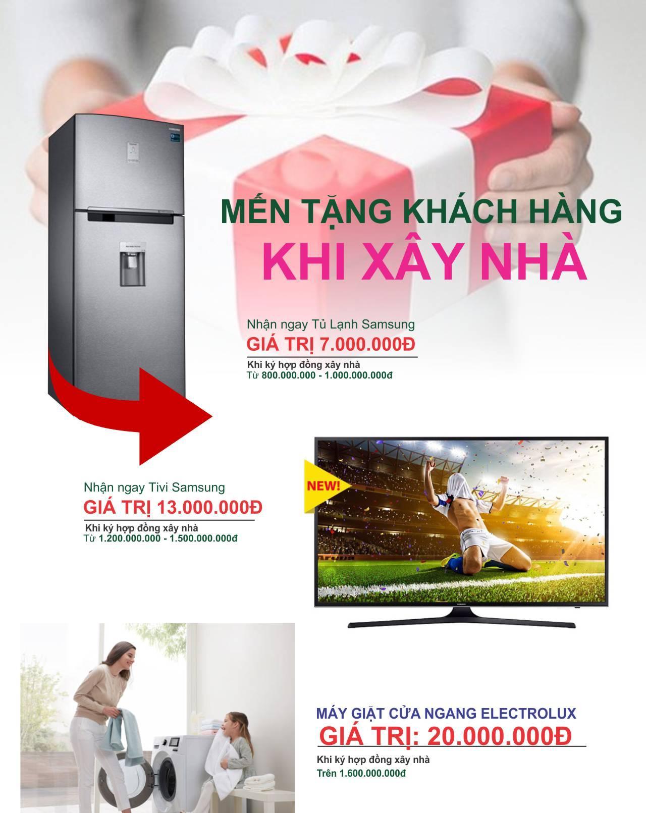 qua-tang-khach-hang xay nha