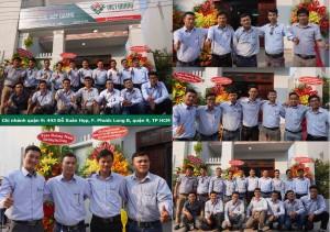 Việt Quang Group khai trương chi nhánh mới tại quận 9