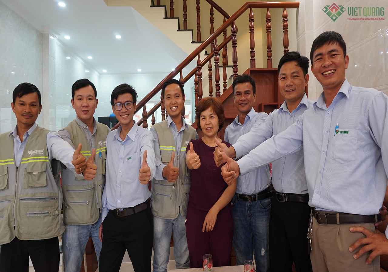 Đánh giá của Chú Lương tại Bình chánh về Việt Quang Group