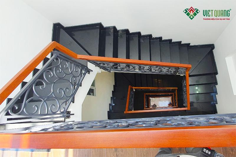 Nguyên tắc thiết kế cầu thang nhà phố đẹp