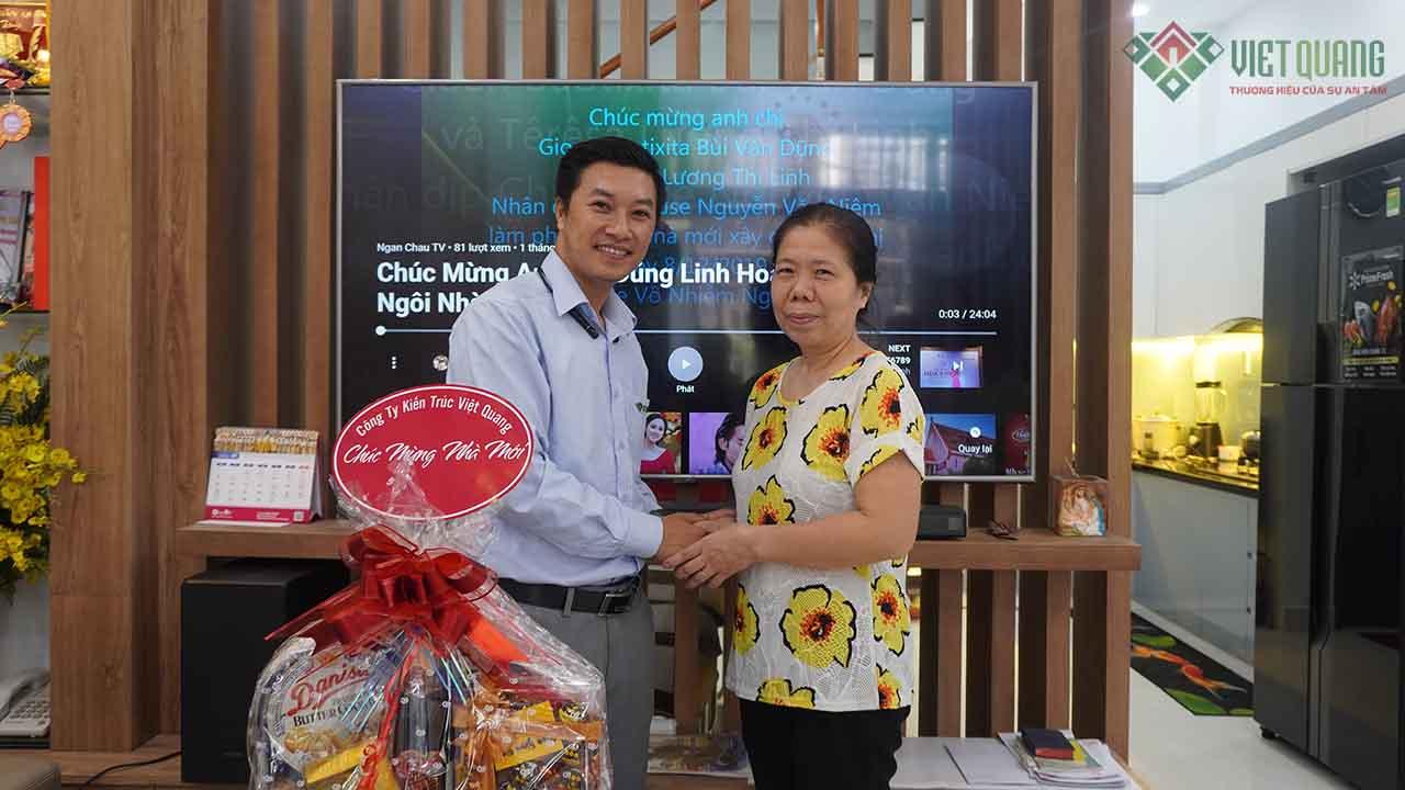 Đánh giá của anh Việt Gò Vấp về Việt Quang Group