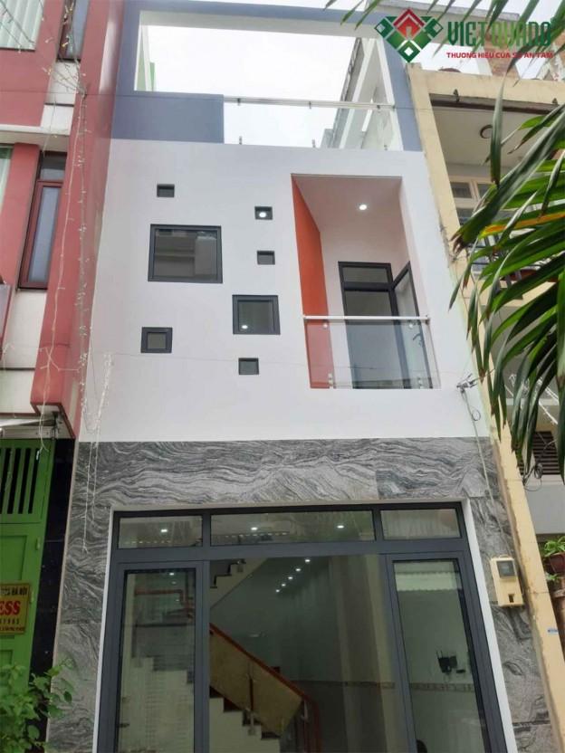 Xây nhà trọn gói anh Khiêm, quận Tân Phú