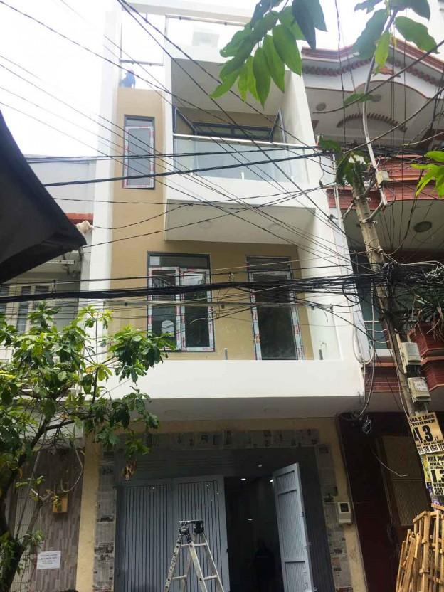 Nhà phố 4 tầng Anh Sơn quận Tân Bình