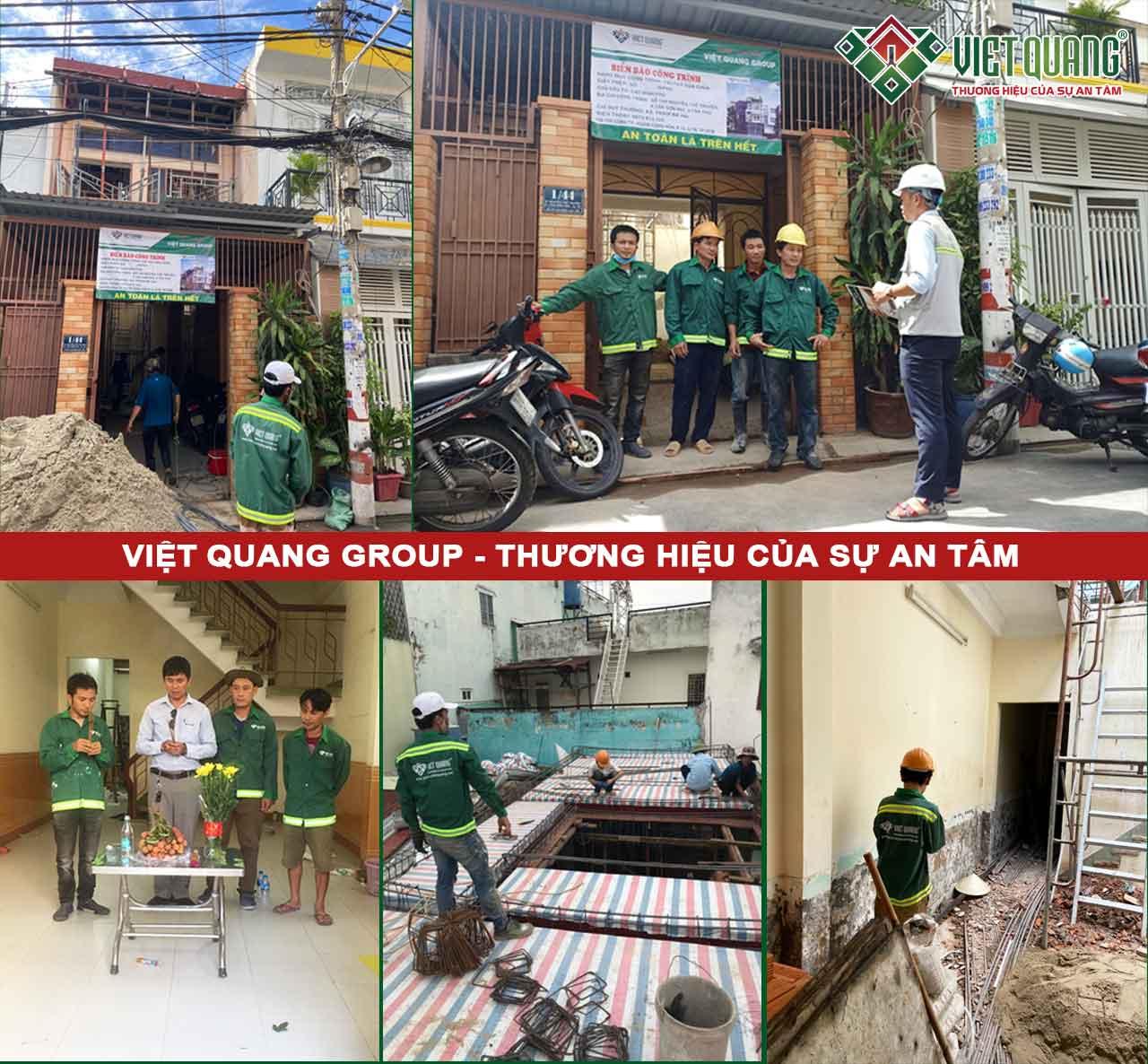 Khởi công 09 công trình sửa chữa nhà