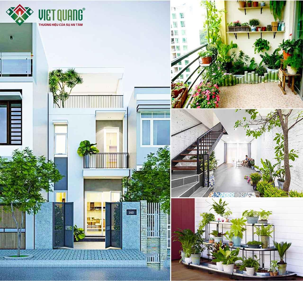 5 giải pháp chống nóng cho nhà phố
