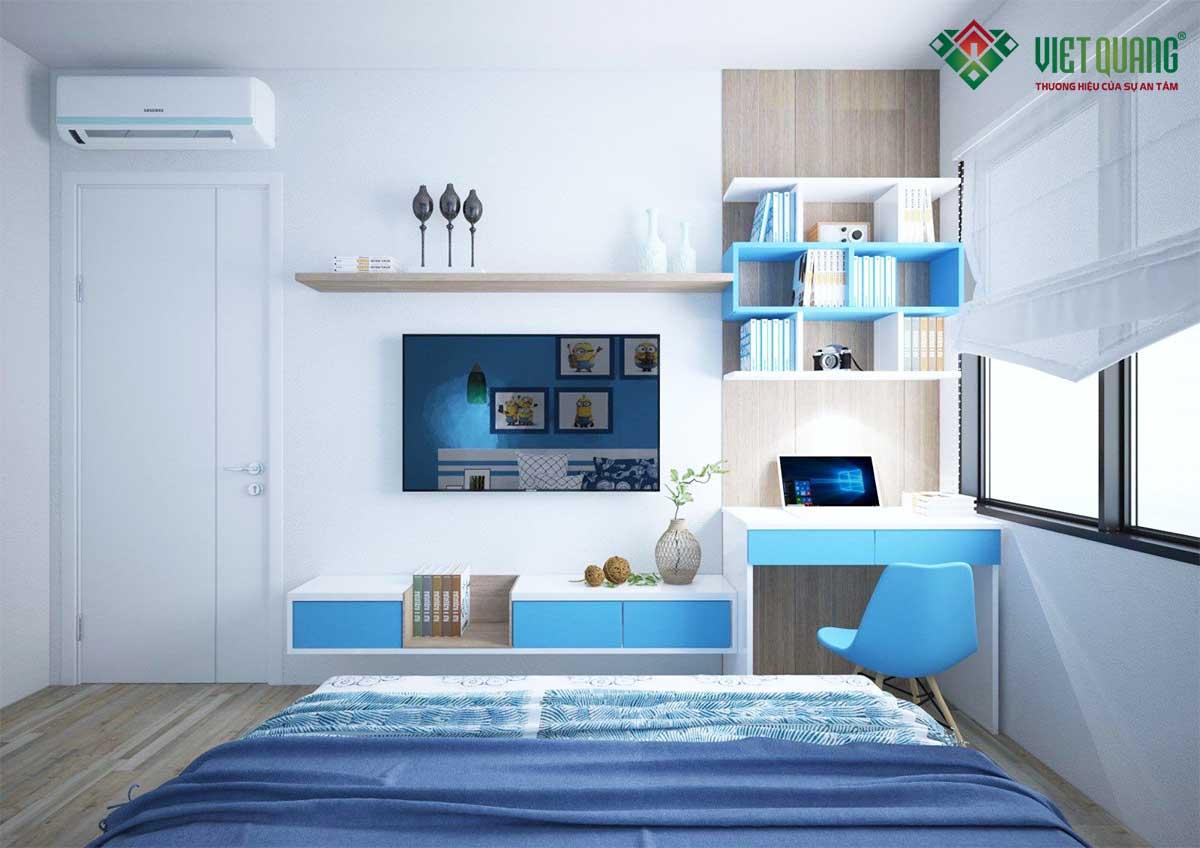 6 lưu ý khi thiết kế nội thất phòng ngủ cho bé