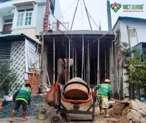 Khởi công xây nhà trọn gói Anh Đức Quận 7