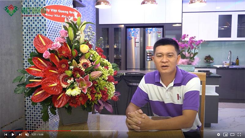 Sửa nhà nâng tầng trọn gói anh Duy quận Tân Bình