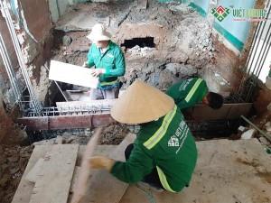Việt Quang khởi công 17 công trình sửa nhà tại Tp HCM tháng 11/2020