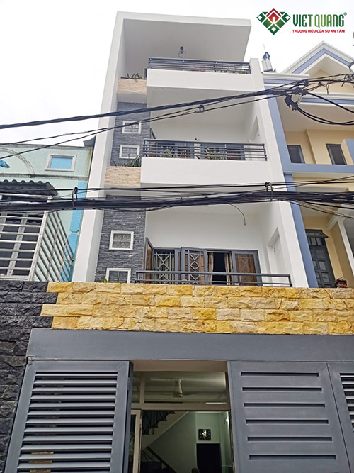 Sửa nhà trọn gói anh Cường quận Gò Vấp