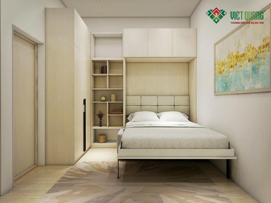 Thiết kế nội thất căn hộ cho thuê tại quận Phú Nhuận