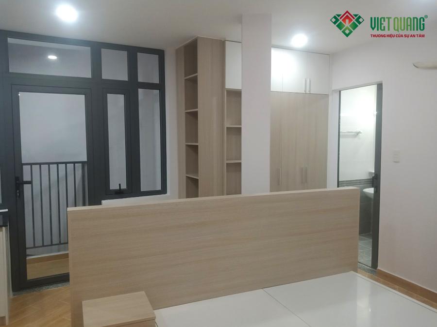 Hình ảnh nội thất trong một căn hộ cho thuê